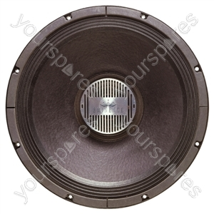 Eminence Kilomax 18 Chassis Speaker 1250W - Impedance (Ohms)  4