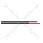 2 Core Professional Installation Speaker Cable - CSA (mm2) 1.5