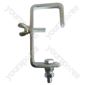 FX Lab Heavy Duty G Clamp for 50 mm Poles