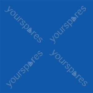 """Coloured Gel Sheet 48""""x21"""" - Colour Medium Blue 132"""