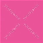 "Coloured Gel Sheet 48""x21"" - Colour Dark Pink 111"