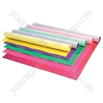 "Coloured Gel Sheet 48""x21"" - Colour Pale Green 138"