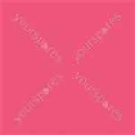 "Coloured Gel Sheet 48""x21"" - Colour Bright Pink 128"