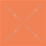 "Coloured Gel Sheet 48""x21"" - Colour Deep Orange 158"