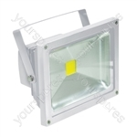 Eagle Waterproof IP65 White Flood Lights Warm White - Power (W) 20