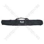 NJS Heavy Duty Microphone Stand Bag