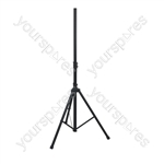NJS 35mm Adjustable Aluminium PA Speaker Stand