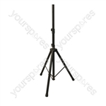 NJS 35mm Adjustable Steel Speaker Stand