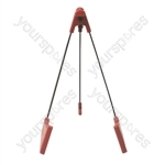 NJS A-Frame Tripod Floor Standing Guitar Stand