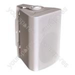 Eagle 100 V Line & 8 Ohm Wall Speaker With Bracket 16W - Colour White