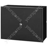 TOA Black Wall Mount Box speaker 6W