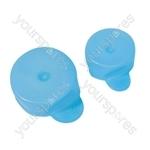 Tenura Antimicrobial Cup Caps