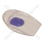 Pair of Medical Grade Silicone Heel Cups (for Spurs Central)