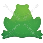Tenura Anti Slip and Anti Microbial Childrens Table Mat - Type Green Frog
