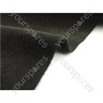 Acoustic Carpet - 1m x 2m - Black