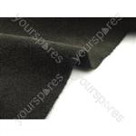 Acoustic Cloth - 140cm x 70cm - Black