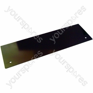 Indesit Door Glass Assembly