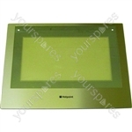 Oven Door Glass Se61x Hotpoint Rohs