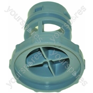 Hotpoint Ring nut of upper wash arm Spares