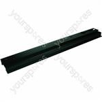 Indesit Black Left Hand Oven Hinge Trim