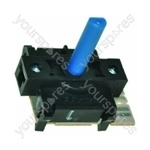 Indesit White/ Blue Cooker Potentiometer