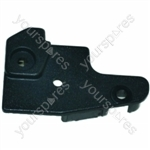 Indesit Black Left Hand Bottom End Cap