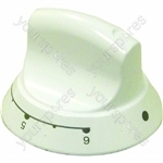 Hotpoint Grill Control Knob - White