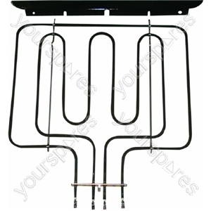 Indesit 2800 Watt Oven Grill Element and Support Kit