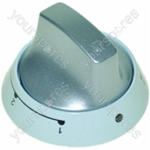 Control Knob Assy (6 Heat Switch)
