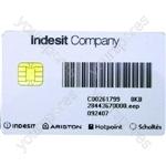 Indesit Smartcard fz175x sw 28443670000