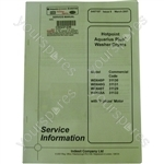 Hotpoint WD640G Service Manual