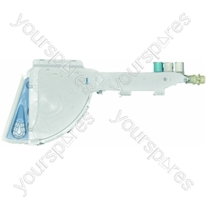 Hotpoint Dispenser assy body + top + valves Spares
