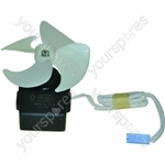 Indesit Fan-motor f2 220v 2 4w(inarca-2ways)