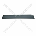 Indesit Graphite Washing Machine Plinth