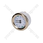 Bfc/Royal Coffee Machine Boiler-pump Pressure Gauge ø 63 Mm