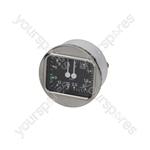 Astoria Cma/Bezzera/Brasilia Coffee Machine Boiler-pump Pressure Gauge ø 63 Mm