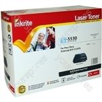 Inkrite Laser Toner Cartridge compatible with Samsung SCXD5530B Black