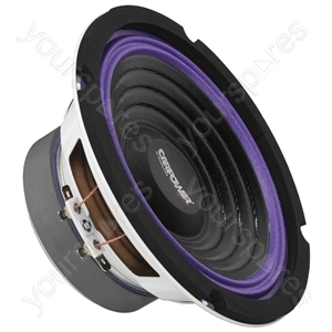 Car Woofer - Car Hi-fi Bass-midrange Speaker, 50 w, 4 ω