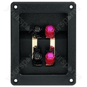 LS Screw Connector - Bi-wiring Terminal