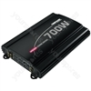 HiFi Stereo Booster - Car Hi-fi Amplifier, 4 Channels, 400w