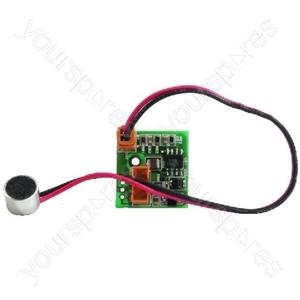 Audio Board - Microphone Module