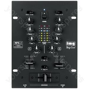 Stereo Mixer - Stereo Dj Mixer