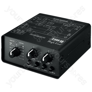 Microphone Pre-Amplifier - 1-channel Low-noise Microphone Preamplifier