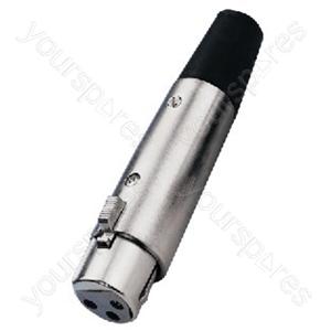 Microphone Coupling XLR - Xlr Connectors, 3 Poles