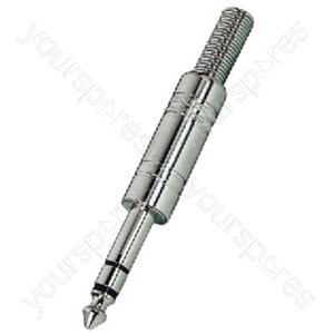 Plug - 6.3mm Plugs
