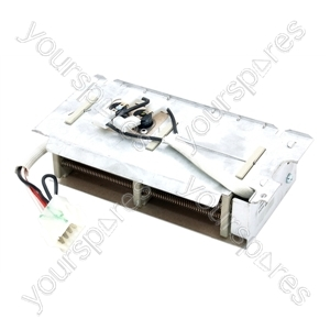 Zanussi 2400 Watts Tumble Dryer Heater Element Assembly