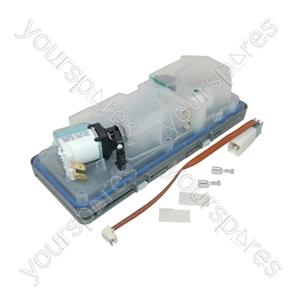AEG Dishwasher Soap Dispenser Assembly