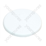 Electrolux White Washing Machine Timer Knob Cover