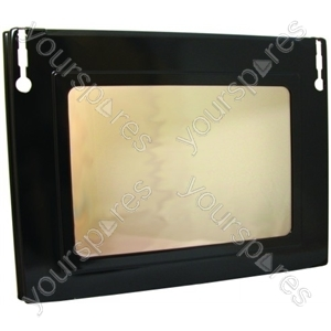 Assembly Inner Door Glass-pane