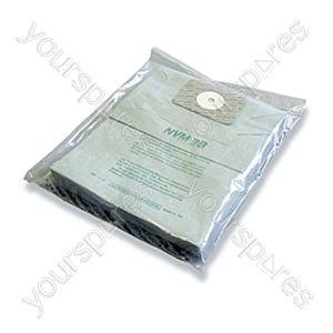 Numatic Nvm3b Vacuum Bags